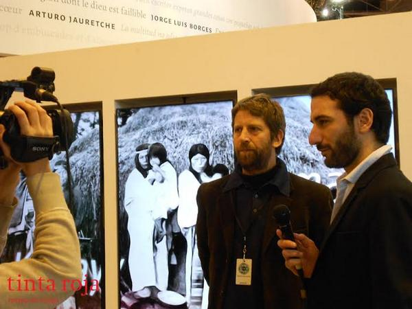 Alejandro Guyot, Entrevista para la TV argentina.